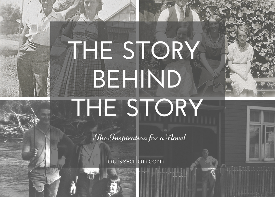 The Story Behind My Story: My Grandfather