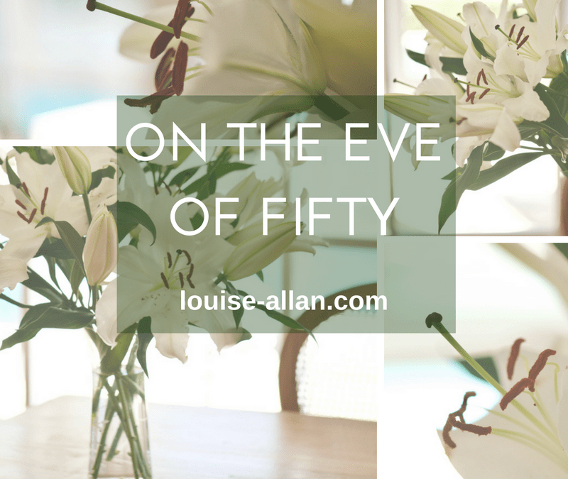 On the Eve of Fifty