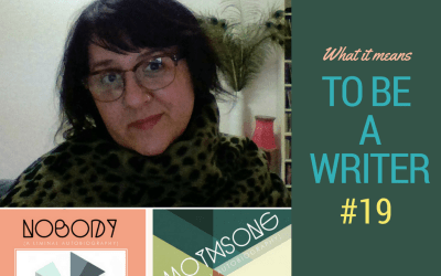 Threasa Meads: Being Brave As A Writer
