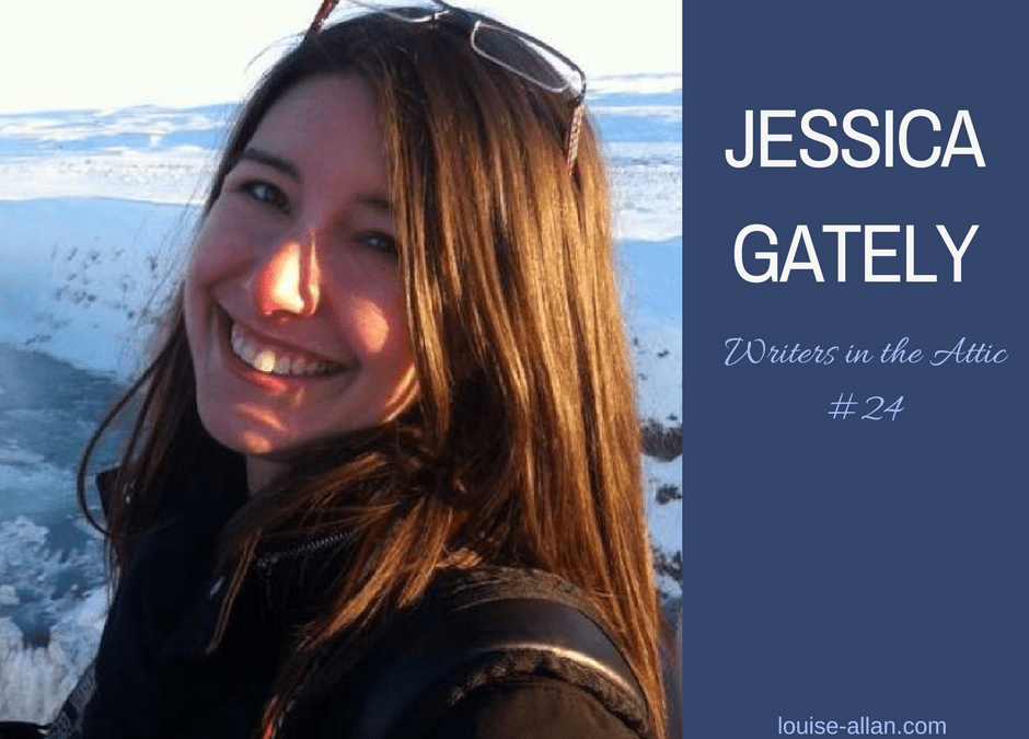 Jessica Gately: What I Enjoy Most About Writing