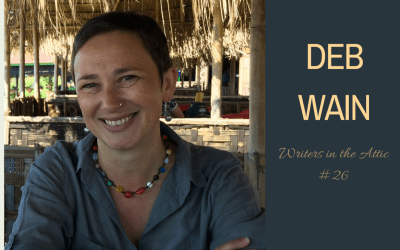 Deb Wain: A Circuitous Pathway to Writing
