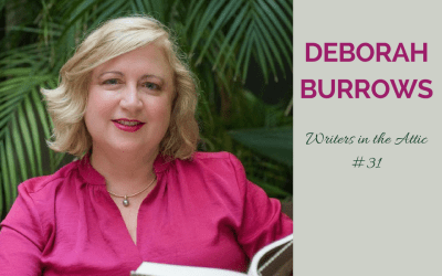 Deborah Burrows: Writing Tales of Courage