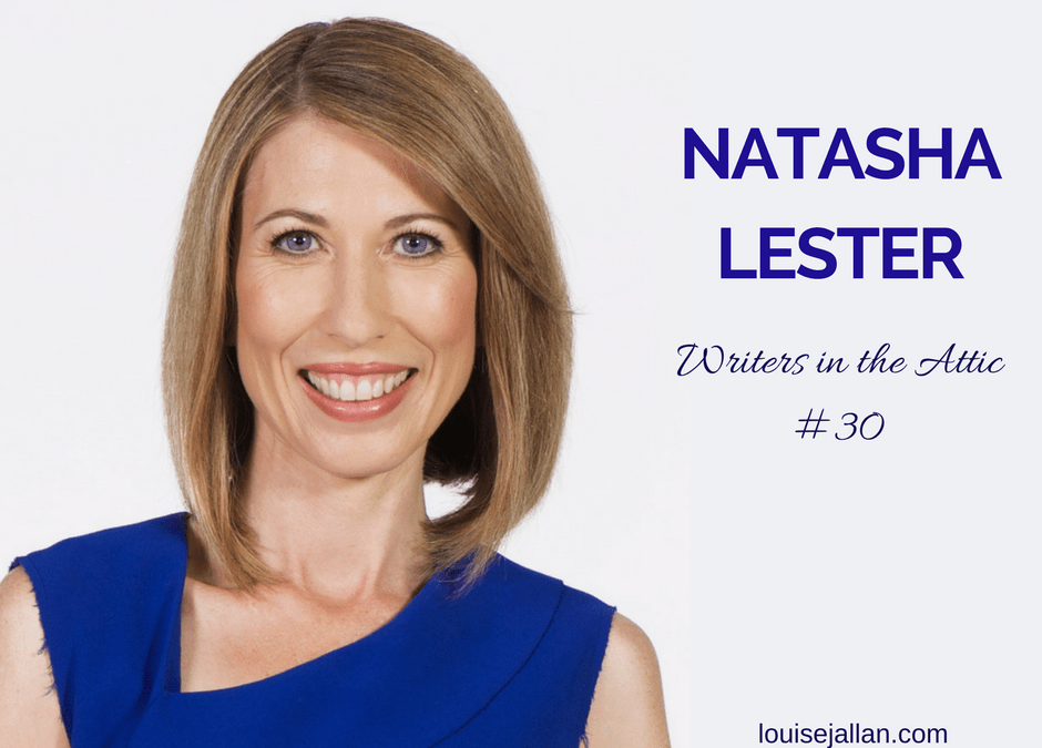 Natasha Lester: My Attics and My Children