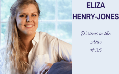 Eliza Henry-Jones: Discovering How I Write