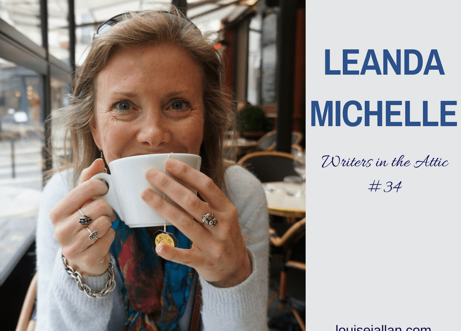 Leanda Michelle: What Writing Means to Me
