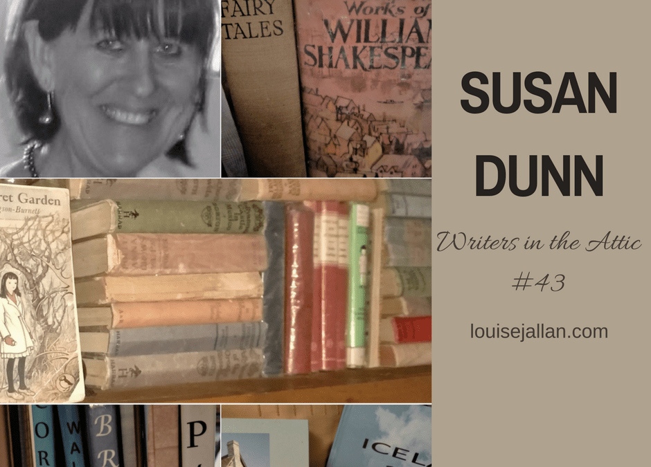 Susan Dunn: My Reading and Writing Life