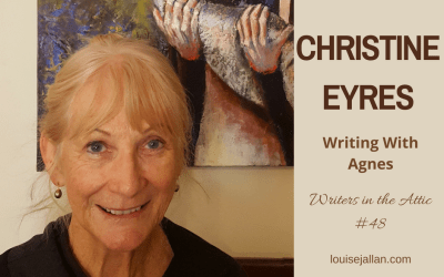 Christine Eyres: Writing With Agnes