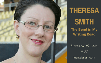Theresa Smith: The Bend in My Writing Road