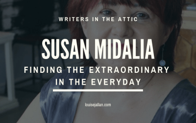 Susan Midalia on Finding the Extraordinary in the Everyday