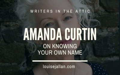 Amanda Curtin: On Knowing Your Own Name