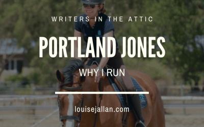 Portland Jones: Why I Run