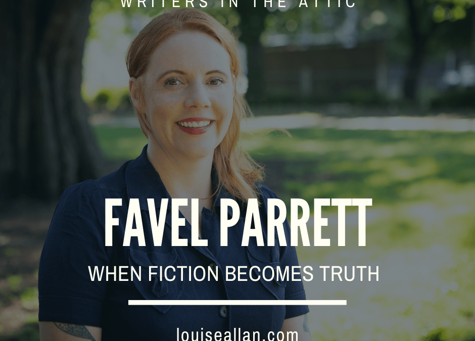 Favel Parrett: When Fiction Becomes Truth