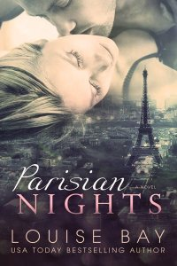 Parisian Nights book cover