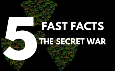 Five Fast Facts: The Secret War
