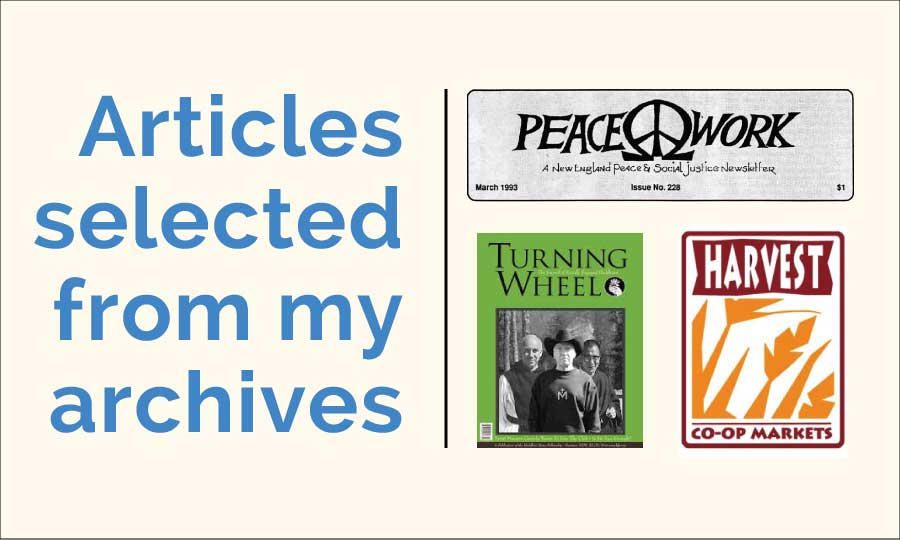 Selected Articles