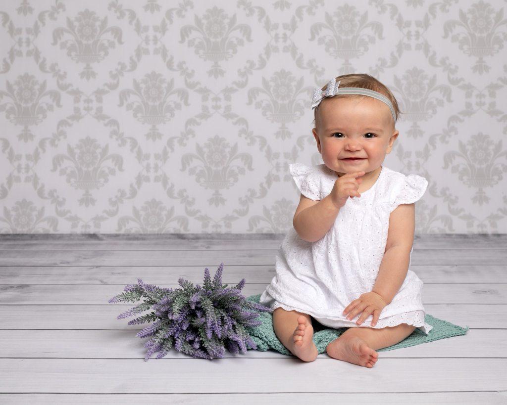 Baby portrait photography in Haywards Heath