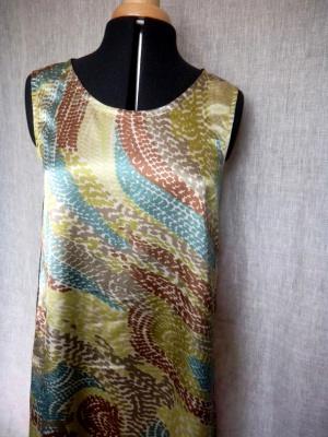 Louise.h vêtement robe colorée
