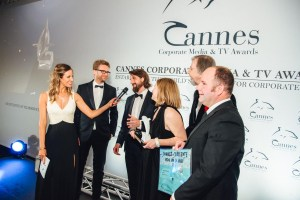 Louise Houghton Cannes Corporate