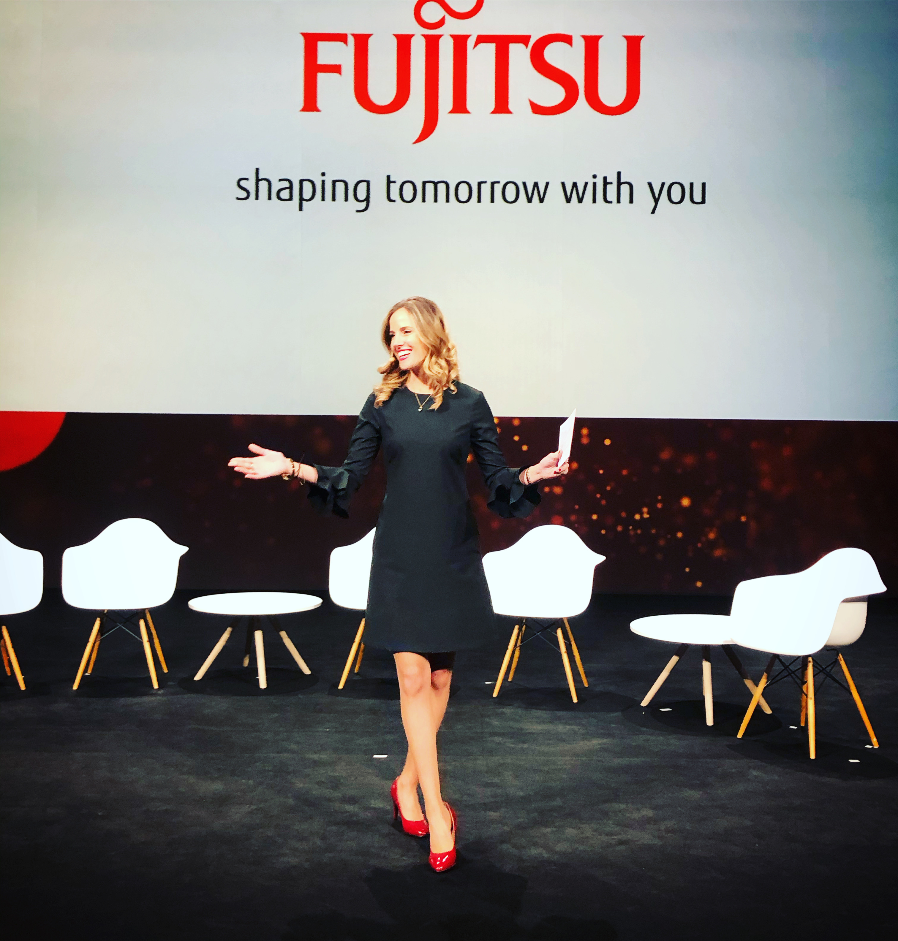 Louise Houghton Fujitsu