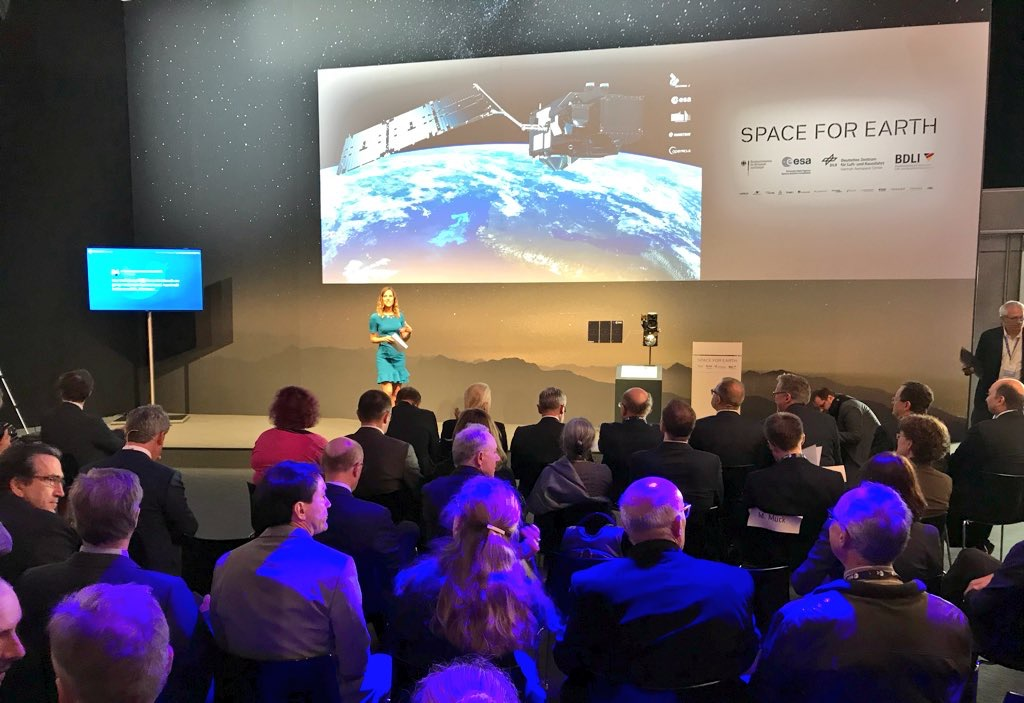 Louise Houghton European Space Agency - Sentinel 5P launch