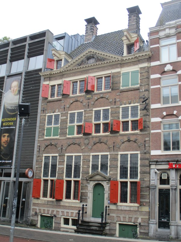 Rembrandt House Museum Amsterdam Louise Jayne'