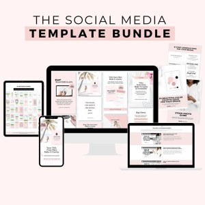 louise-lazendic-social-media-template-bundle