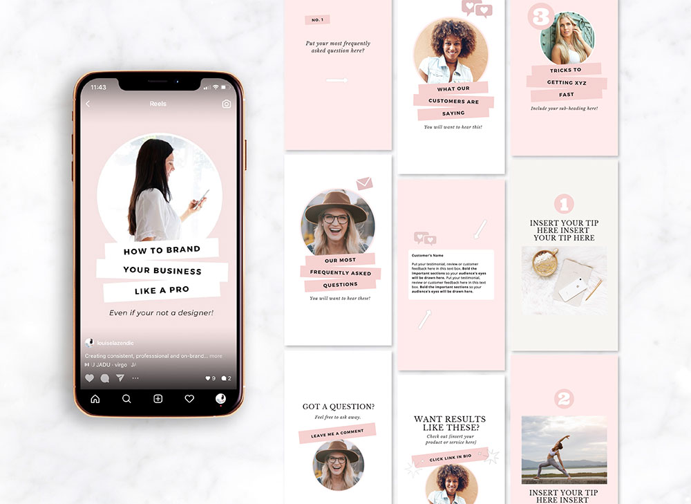 Instagram-Reels-Templates-Marketing-Louise-Lazendic