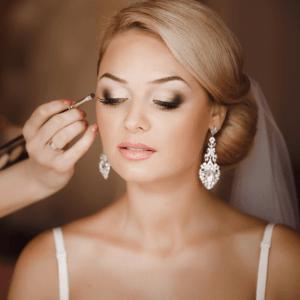 Services - bridal makeup artist