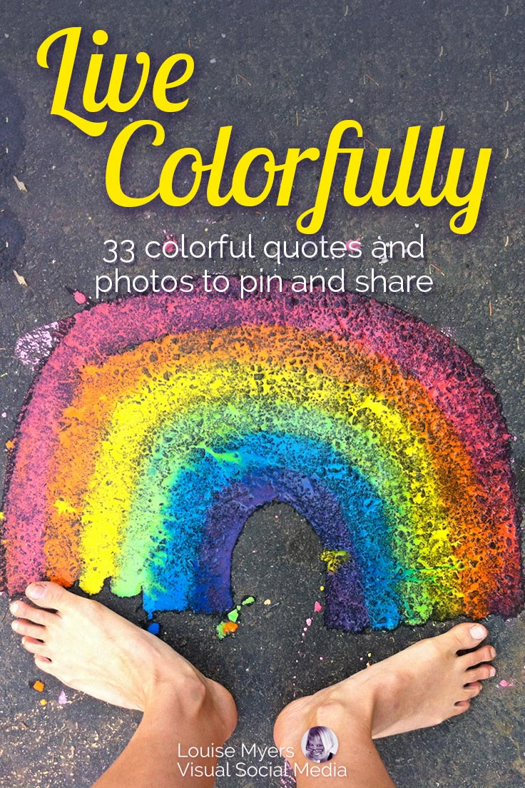 33 colorful quotes and