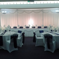 Wedding Chair Covers Burton On Trent Iron Dining Room Chairs Don T Tell The Bride Louise Marie Designs Buffet In We Styled Ceremony And Breakfast Which Unfortunately Wasnt Shown Provided Our Stunning Postbox Ferris