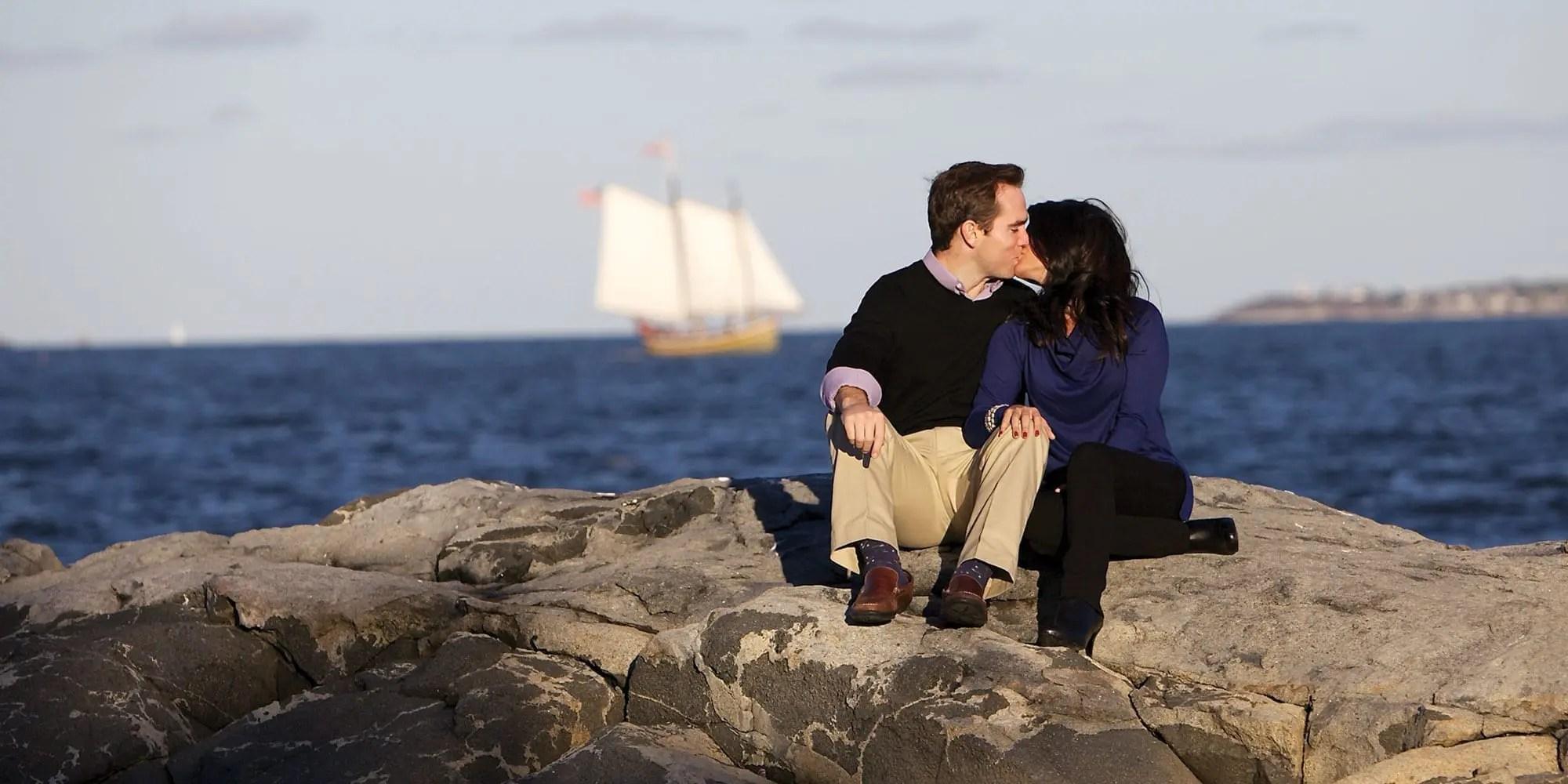 Louise Michaud Photographer, Salem MA Wedding Photography, Boston Engagement Photography