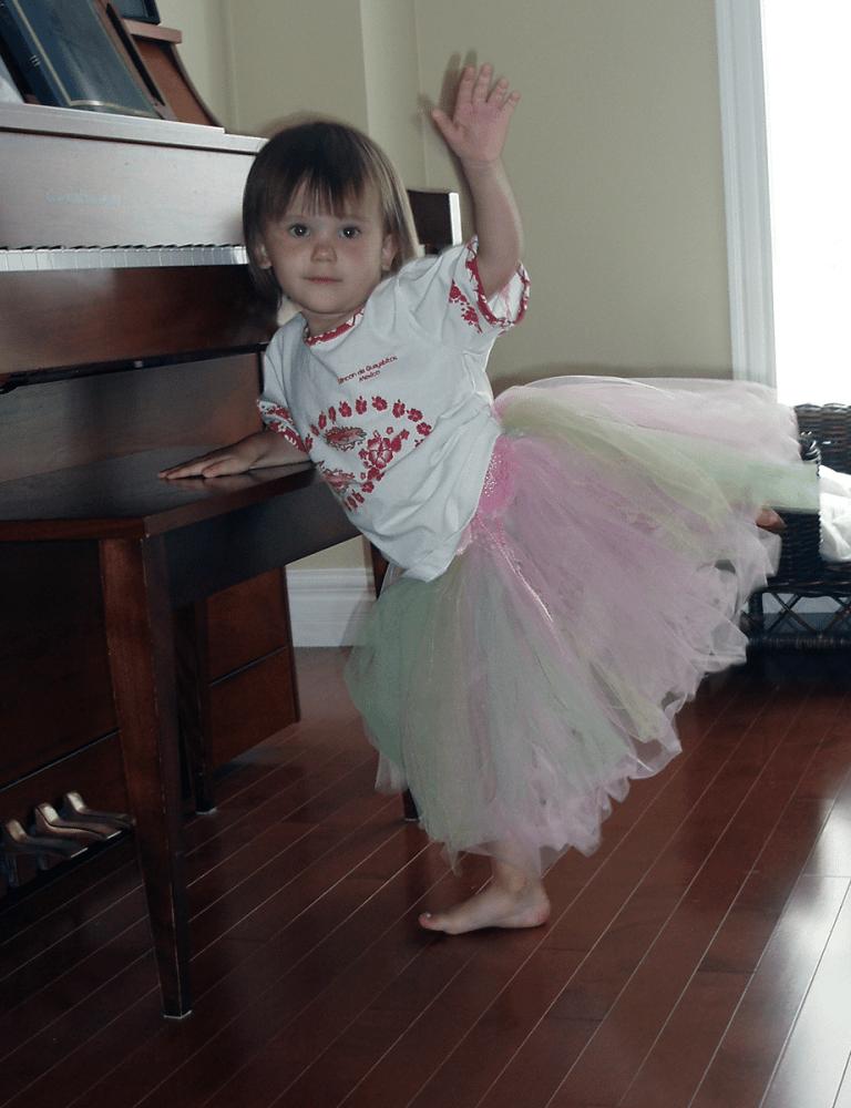 la belle ballerine