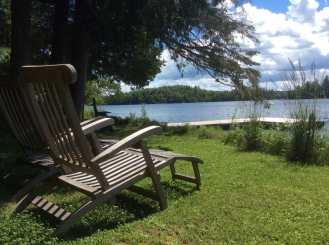 a day at the cottage
