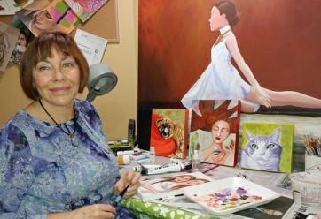 Louise Primeau Artist