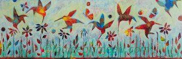 Dance of the Hummingbirds - going beyond my comfort zone