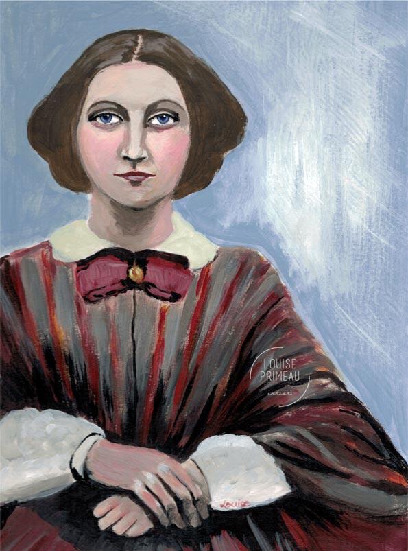 Miss Eugenia, Proprietor of Haberdashery