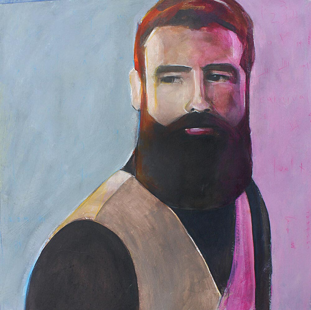 Tom Labadia's portraits