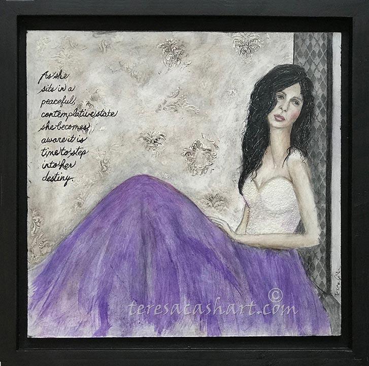 Destiny by guest artist Teresa Cash