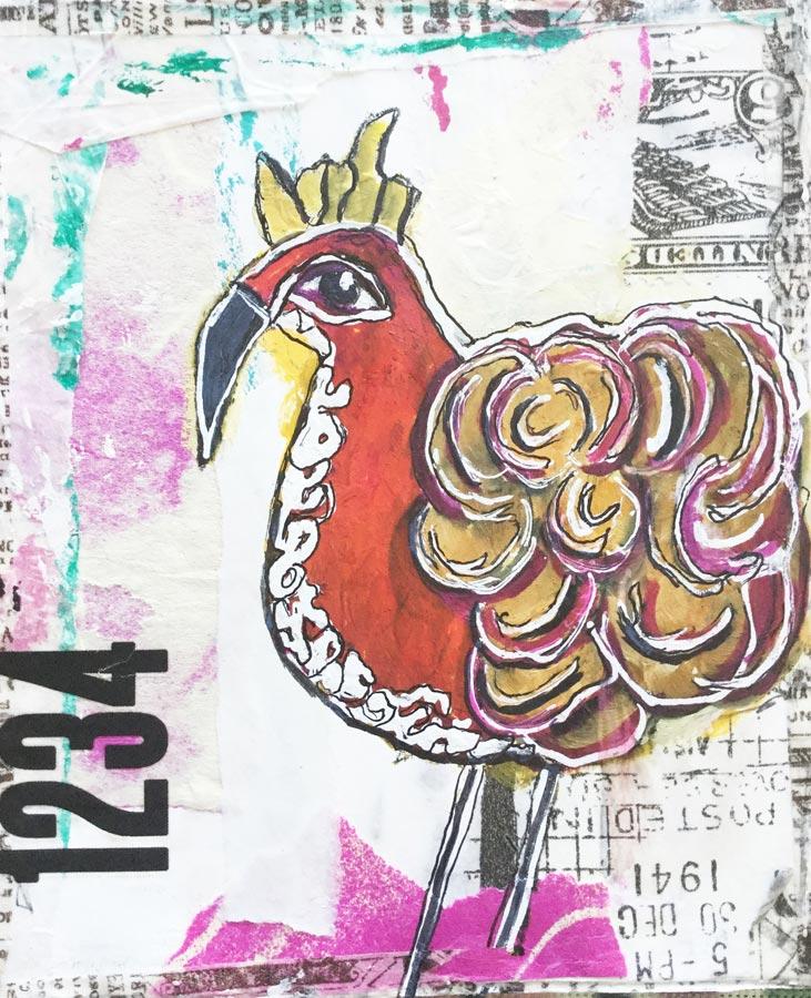 Lee Kreklewetz art