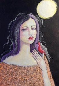Guest artist, Jan Byers