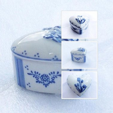 Delft Treasure Holder brought back from my trip to Amsterdam