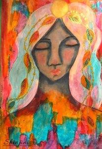 Inspiration flows by Shinjini