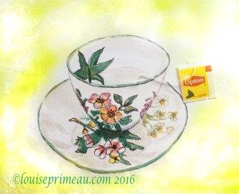 tea-bowl