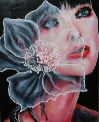 Lift me up by Saskia van Drunen, guest artist at Louise's ARTiculations