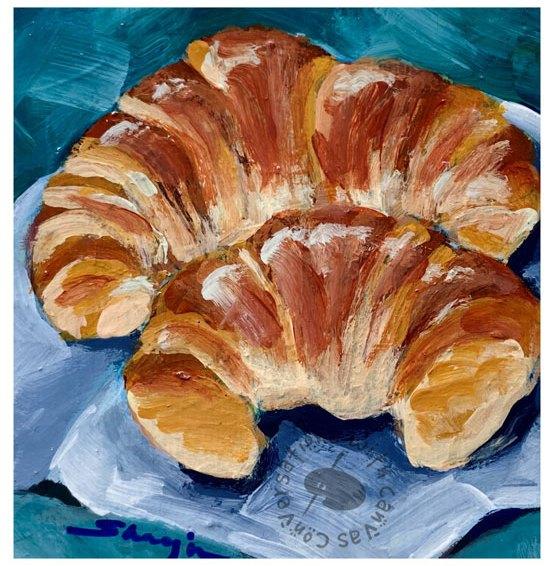 Artist Shaazia Hawai's Baked with Love