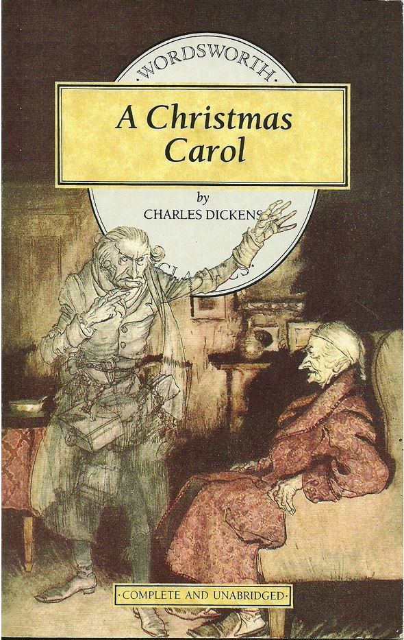 Review: Charles Dickens – A Christmas Carol – Emma Louise