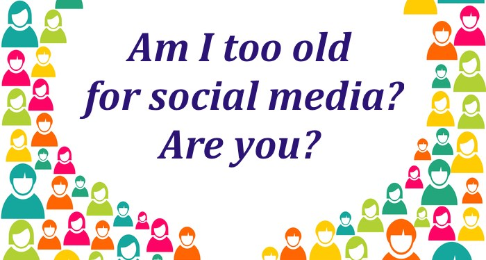 Am I too old for social media? Survey for those who dare to answer