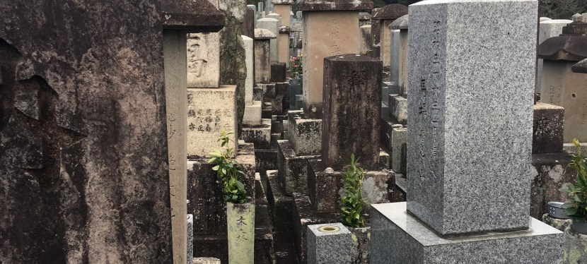 Lessons Learned from a Cemetery