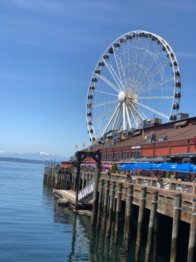Seattle, WA Photo: Louise Sattler