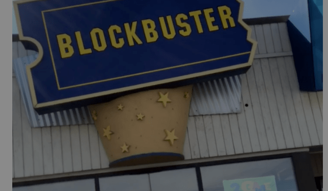 A Visit to One of the Last Remaining Blockbuster Stores